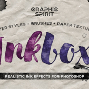 Inkbox realistic ink effects 1069851 icon