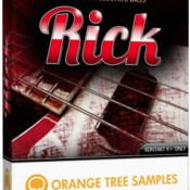 Orange tree samples evolution electric bass rick icon