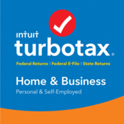 Turbotax home and business 2016 icon