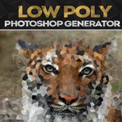 Low poly generator 10647683 icon