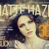 Matte haze photoshop actions 353046 icon