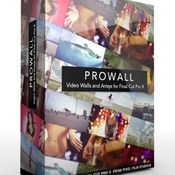 Pixel film studios prowall volume 1 for fcpx icon