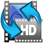 Video converter hd icon