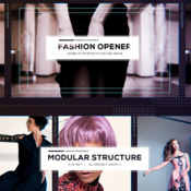 Videohive fashion opener 19303190 icon