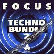 Datacode focus techno bundle 2 icon