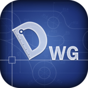 Dwg viewer 1 2 icon