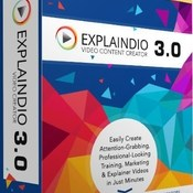 Explaindio video creator pro 3 icon