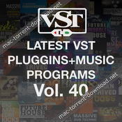 Latest vst pluggins music programs vol 40 icon