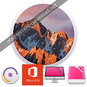 Macos sierra 10 12 3 ms office 2016 15 30 0 necessary utilities icon