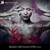 Magic retouch pro 4 icon