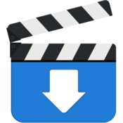 Total video downloader icon