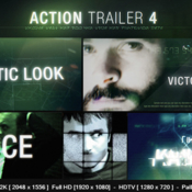 Videohive action trailer 4 12644712 icon