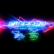 Videohive electro electric title sequence 16 lighting elements 18794222 icon