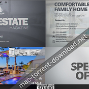 Videohive real estate magazine broadcast id 19478116 icon