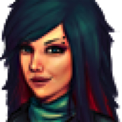 Kathy rain game icon