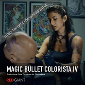 Red giant magic bullet colorista iv 4 icon