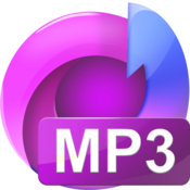 4video mp3 converter video audio to mp3 converter icon