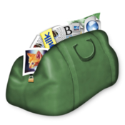 Caboodle store and organize various bits of info icon