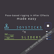 Joystickn sliders plugin for adobe after effects icon