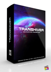 TranShiver - Malfunction Transitions for FCPX