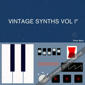 Samples from mars vintage synths vol 1 icon