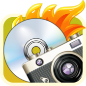 Slideshow dvd creator burn photo movies on dvd icon