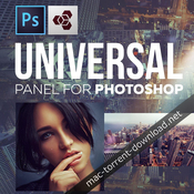Universal photoshop panel 1 0 for adobe photoshop icon
