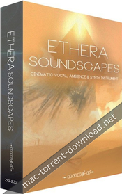 Zero g ethera soundscapes kontakt icon