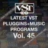 Latest vst pluggins vol 45 icon