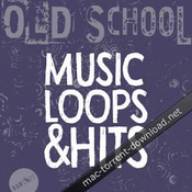 Raw loops old school musicloops and hits wav icon