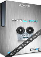 Studiolinked tape stop icon