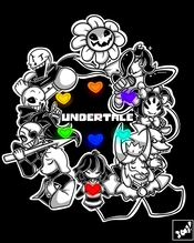 Undertale game icon