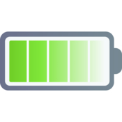 Battery health 3 icon