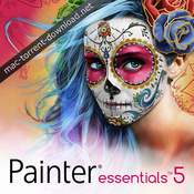 Corel painter essentials 5 icon