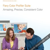 Fiery color profiler suite icon