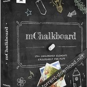 Motionvfx mchalkboard icon