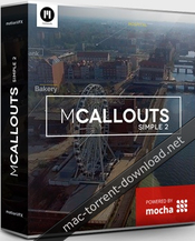 Motionvfx mcallouts simple 2 for fcpx icon