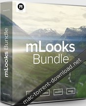 Motionvfx mlooks bundle for fcpx and adobe premiere pro icon
