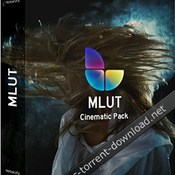 Motionvfx mlut cinematic pack icon