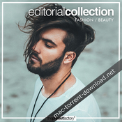The preset factory editorial collection icon