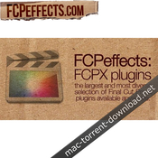 Fcpeffects plugins bundle for fcpx icon