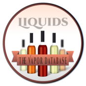 Liquid database ejuice receipt calculator icon
