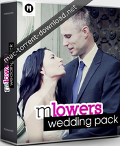 Motionvfx mlowers wedding pack for fcpx icon
