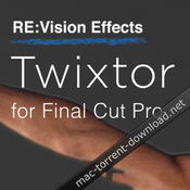 Revisionfx twixtor pro 6 for fcpx icon