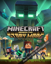 Minecraft story mode season two icon