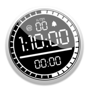 Timer the professional timer app icon