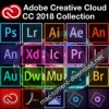 Adobe Creative Cloud CC 2018 Collection (Updated 31.10.2017)