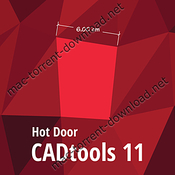 Hot door cadtools 11 icon