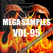 Mega samples vol 95 icon