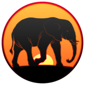 Earth 3d animal atlas icon